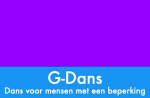 G-Dans voor mensen met een beperking